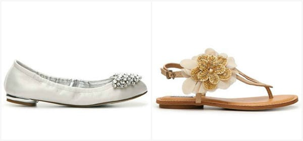 Beachy Hipster Bridal Shoes