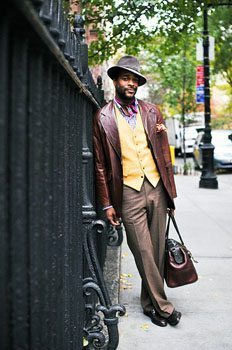 Guerreisms men's style blog