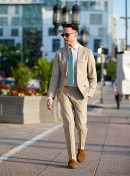He Spoke Style men's style blog