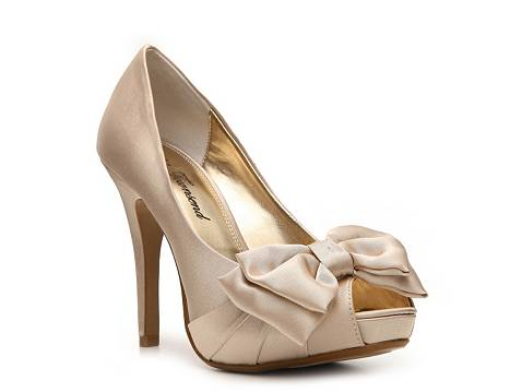 Cute Cheap Bridal Shoes