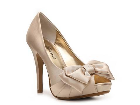 Cute Cheap Bridal Shoes