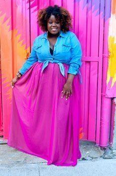 Top Plus Size Fashion Bloggers | The Budget Fashionsita