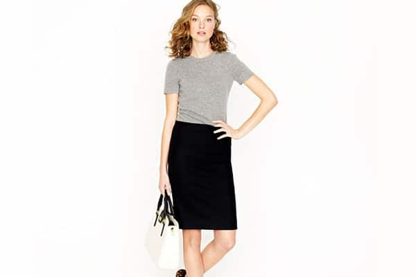 Five Great Pencil Skirt Outfits