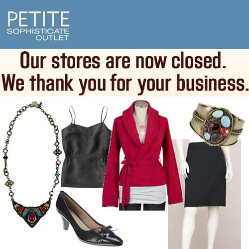 What Happened to Petite Sophisticate?