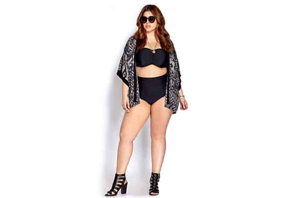 How to Wear a Plus Size Bikini