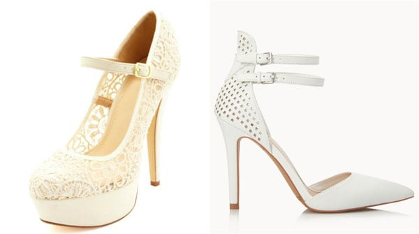 Sexy Diva Bridal Shoes