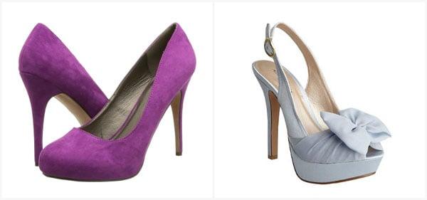 Something Blue Bridal Shoes