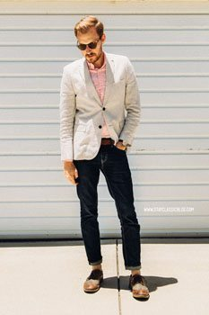 Stay Classic men's style blog