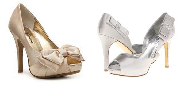 Traditional Romantic Bridal Shoes