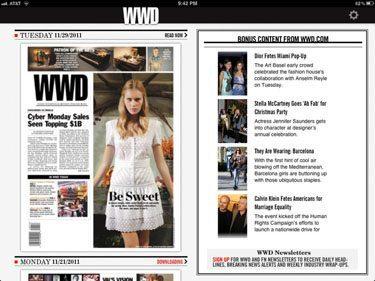 WWD app