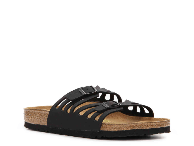 Adjustable Birkenstock sandals