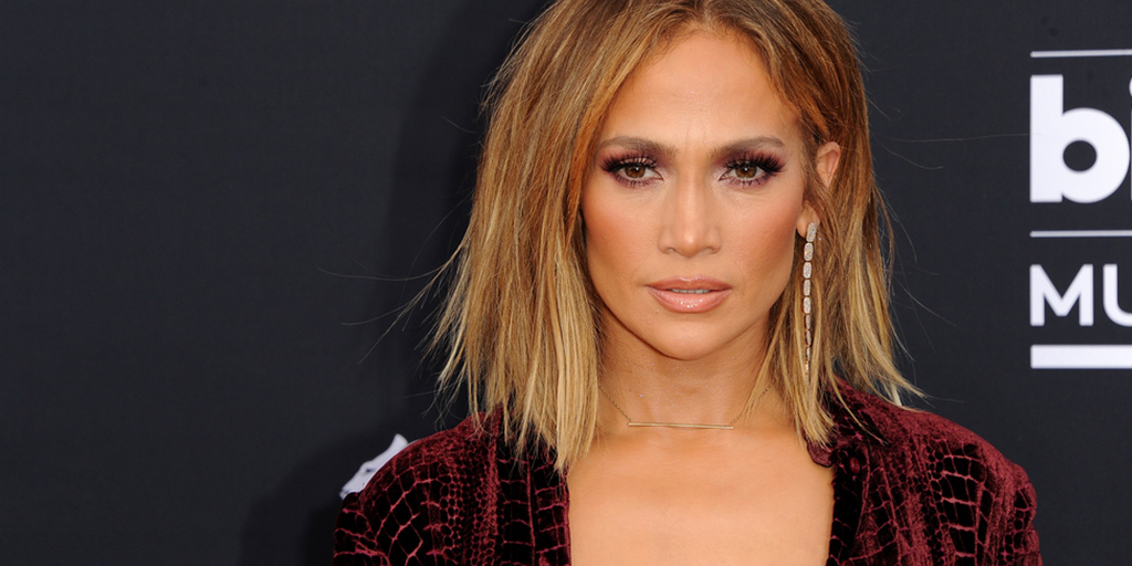 Jennifer Lopez at NBC event