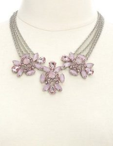 faceted-stone-flower-statement-necklace