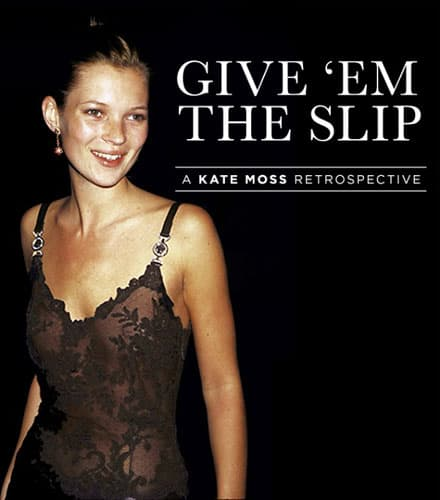 Kate Moss Slip Dress