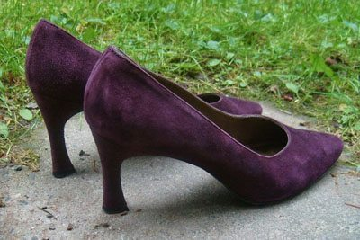 Vintage Yves Saint Laurent pumps