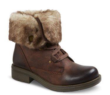 Women's Trina Faux Fur lined Boots