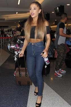Ariana Crop Top