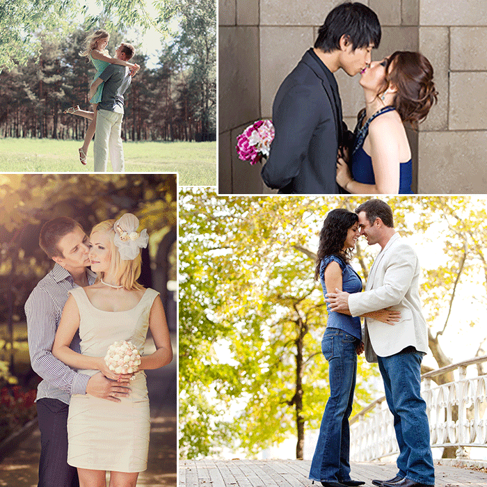 Picture Perfect Color Tips for Your Engagement Photos
