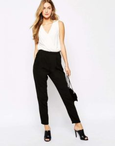Mango Sleeveless Jumpsuit, $53.46, asos.com