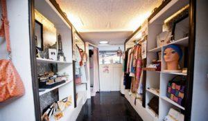 Le Fashion Truck - Interior