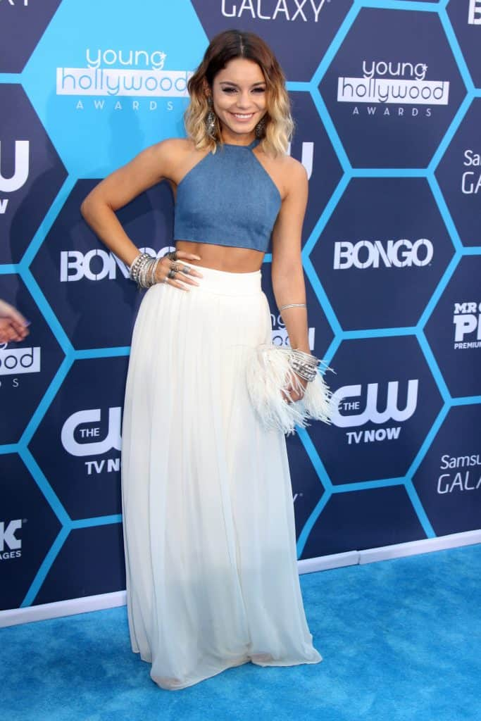 LOS ANGELES - JUL 27: Vanessa Anne Hudgens at the 2014 Young Hollywood Awards at the Wiltern Theater on July 27, 2014 in Los Angeles, CA