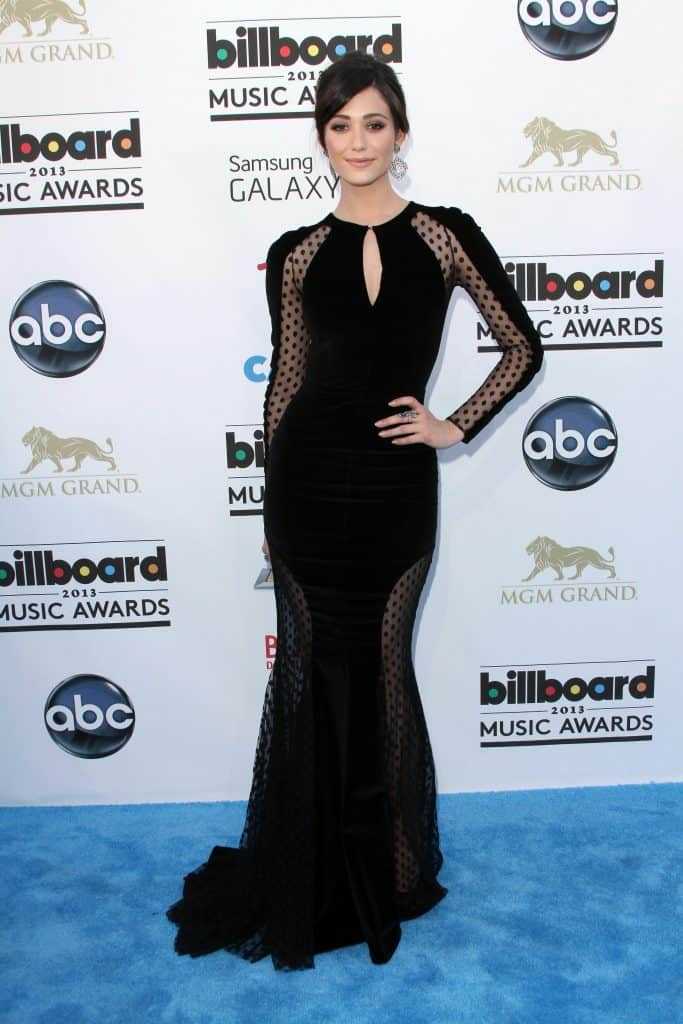 Emmy Rossum at the 2013 Billboard Music Awards Arrivals, MGM Grand, Las Vegas, NV 05-19-13