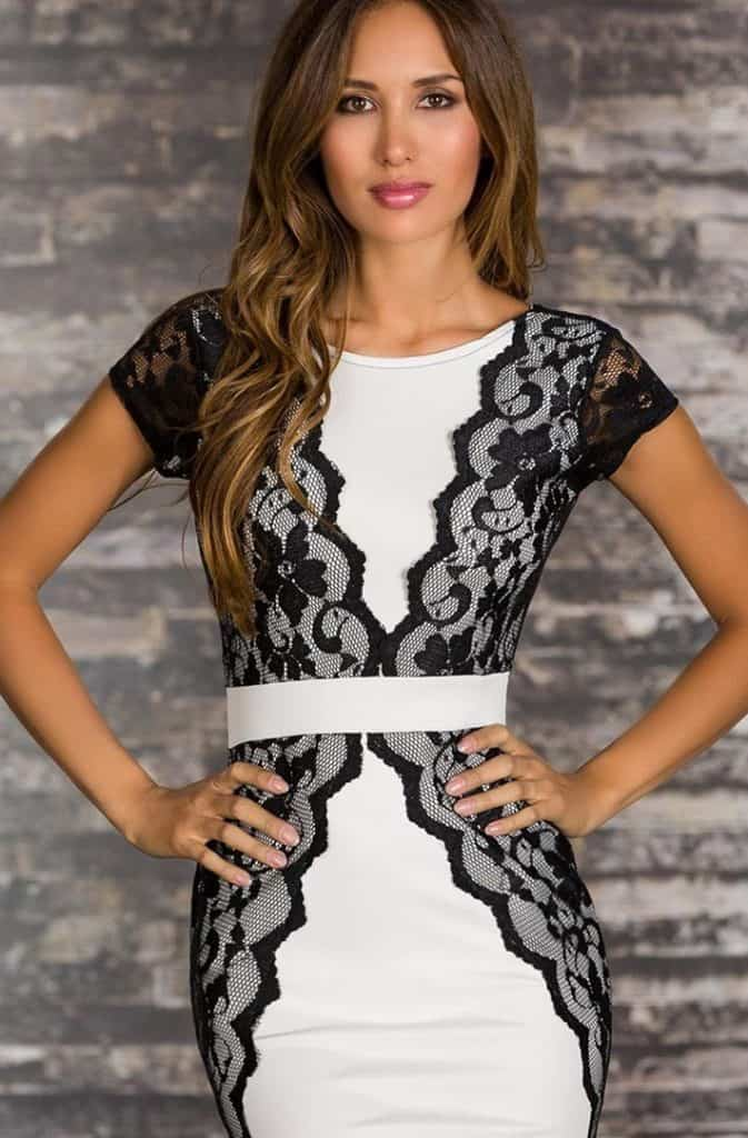 dresses-black-white-v-back-lace-overlay-party-dress-009272_2