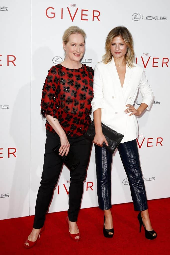 """""""The Giver"""" New York City Premiere - Arrivals"""