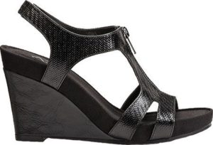 A2 Aerosoles Shoes - Black Wedges