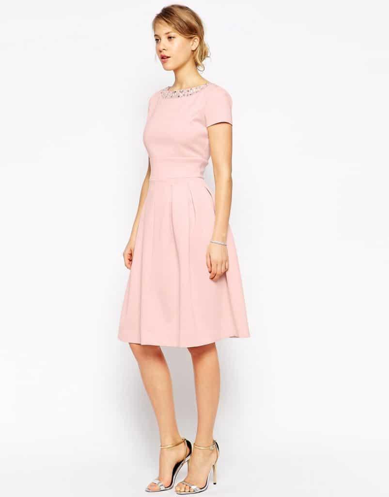 ASOS Debutante Dress, $59, ASOS.COM