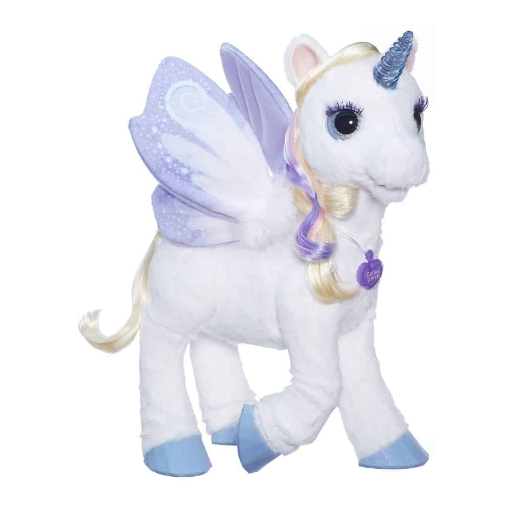Furreal friends star lilly the unicorn by hasbro