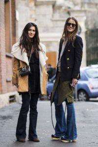 Milan Fashionweek FW 2015 day 1, Alberta Ferretti, Chiara Totire, Carlotta Oddi
