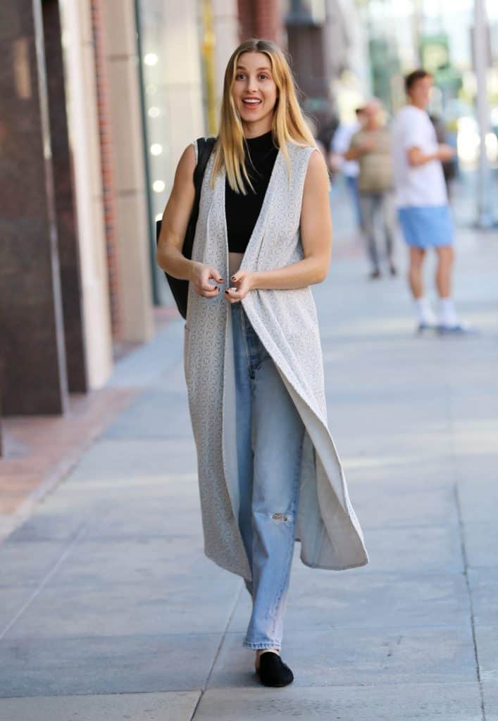Whitney Port Sighted in Los Angeles on September 28, 2015