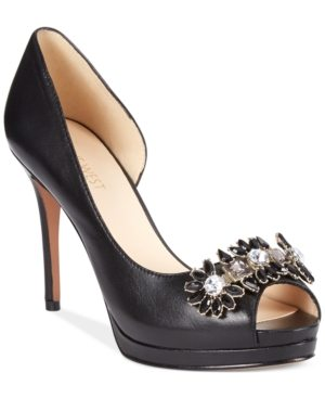 Nine West Finest Platform Evening Pumps, $51.97, Macys