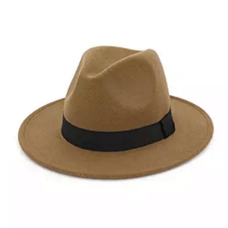 Wool Fedora Hat from Amazon