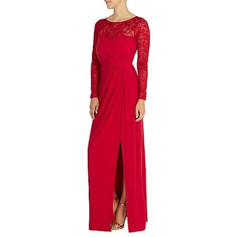 Reeva Lace Maxi, $120, Coast