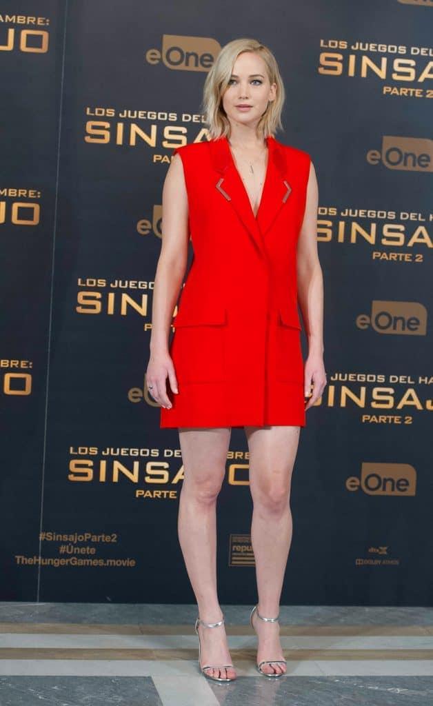 """The Hunger Games: Mockingjay - Part 2"" (""Los Juegos del Hambre: Sinsajo - Parte 2"") Madrid Photocall"