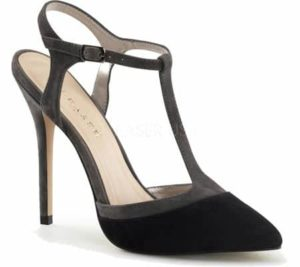Suede Pumps, $79.95, Shoebuy.com