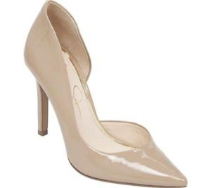 Classic Shiny Pumps, $78.95, Shoebuy.com