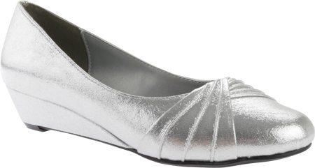 Shimmer Flats, $70.95, Shoebuy.com