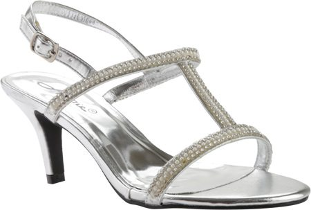 T-strap with Crystals, $54.95, Shoebuy.com