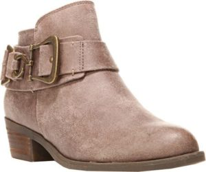 Shootie with Buckle Detail, $78.95, Shoebuy.com