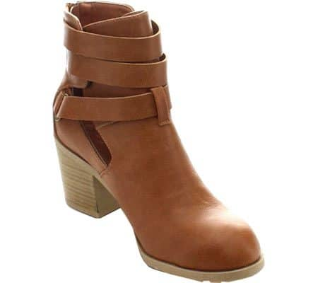Ankle Boot with Strap, $55.95, Shoebuy.com