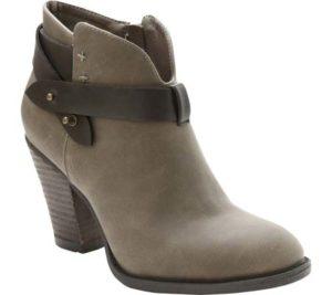 Western-style Bootie, $58.95, Shoebuy.com