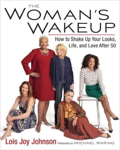 woman's wakeup book cover