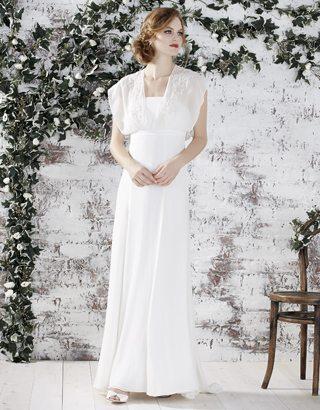 Savannah Bridal Dress, $700, Monsoon