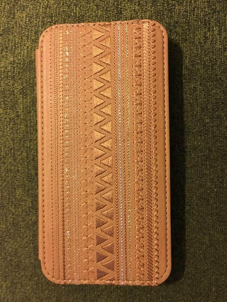 fashion phone case product shot