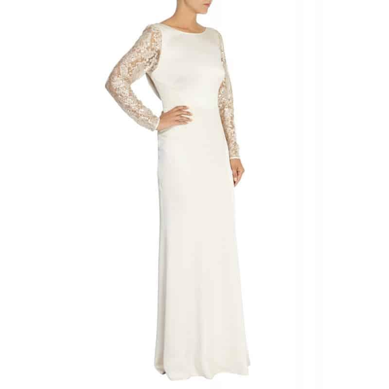 Francesca Wedding Dress, $225, Coast