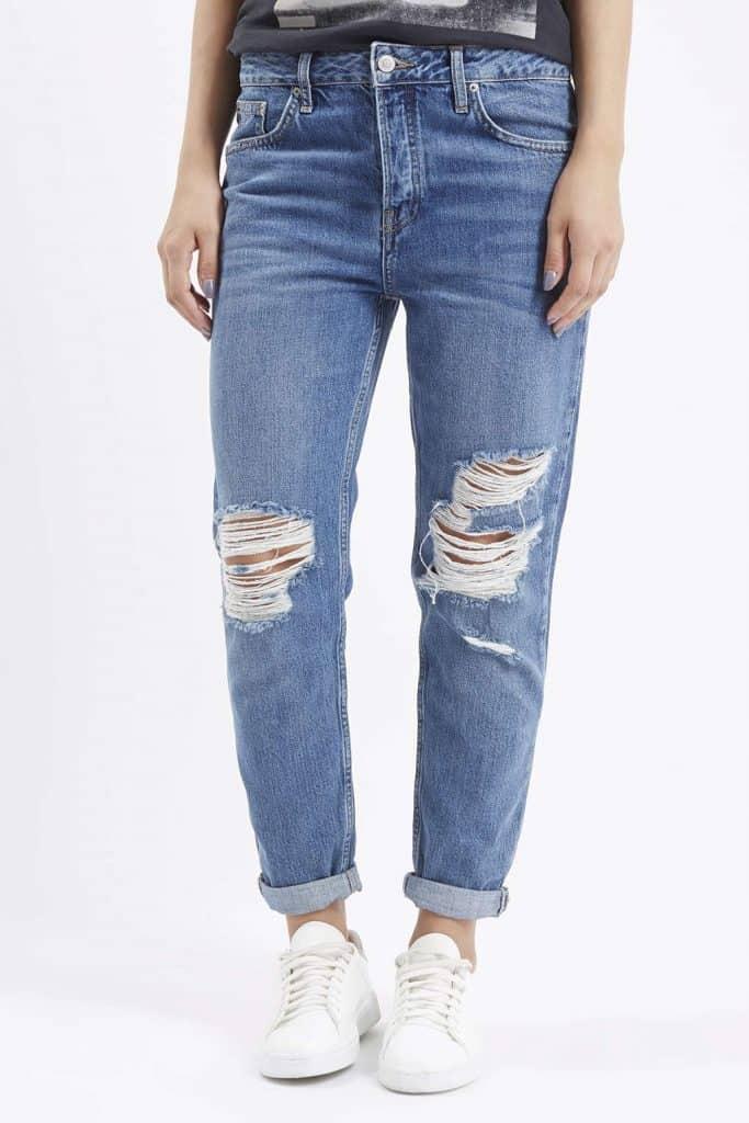 MOTO rip hayden jeans, $80, topshop