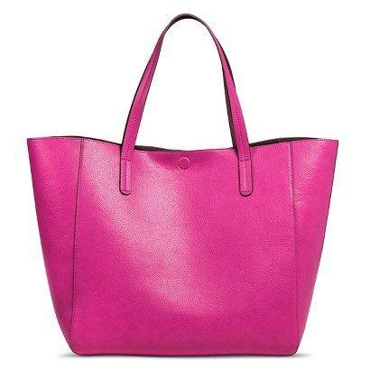 Reversible Tote Handbag, $36.99, Target